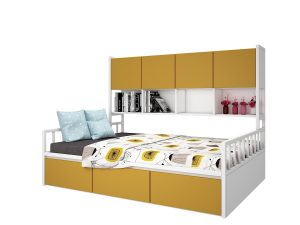 Giường sắt GS02