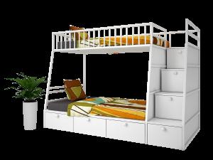 Giường tầng sắt giá rẻ GT02