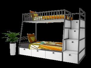 Giường tầng sắt giá rẻ GT03