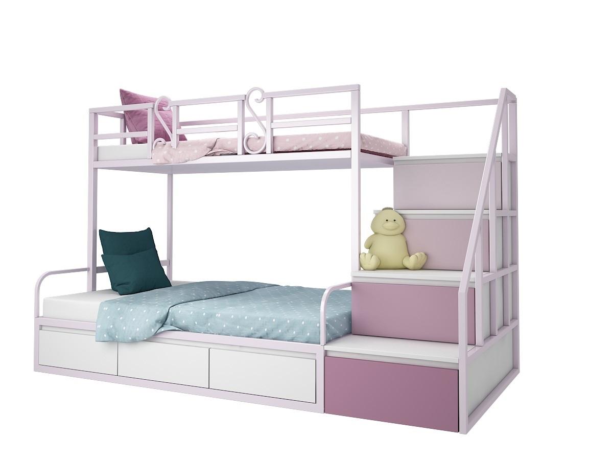 Giường tầng sắt giá rẻ GT20